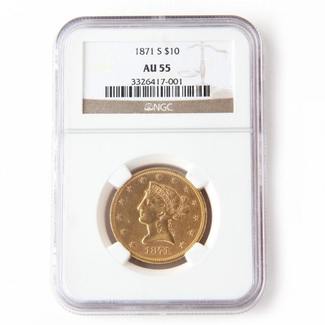 1871-s-10-liberty-head-gold-eagle