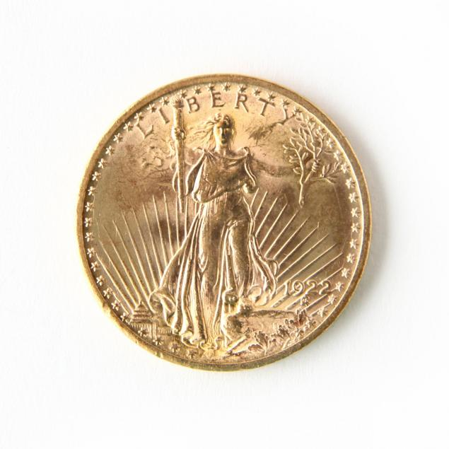 1922-st-gaudens-20-gold-double-eagle