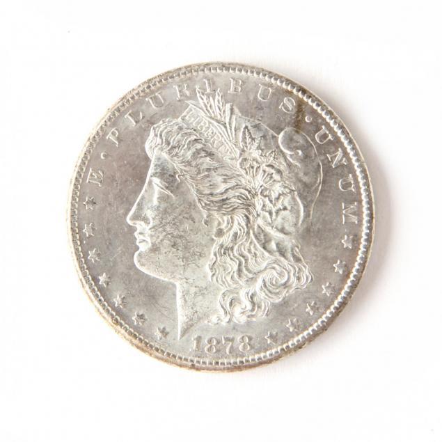 1878-cc-morgan-silver-dollar