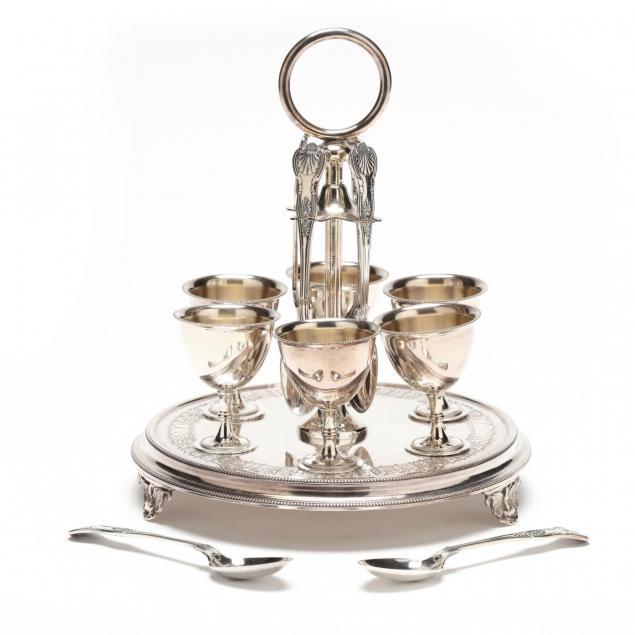 antique-english-silverplate-egg-server