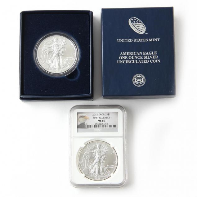 three-uncirculated-american-eagle-silver-bullion-coins
