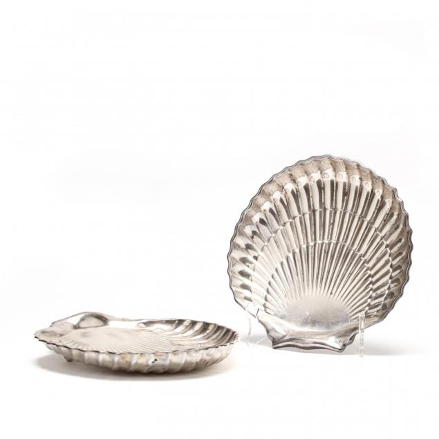 pair-of-gorham-sterling-silver-shell-dishes