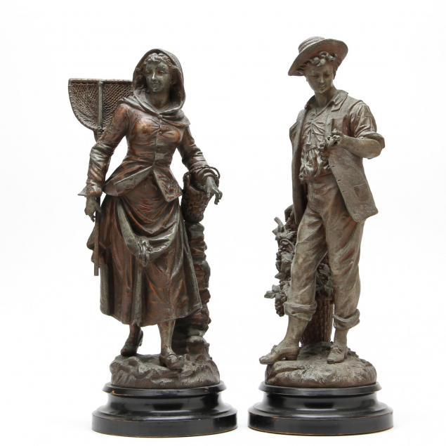 pair-of-antique-dutch-figural-statues