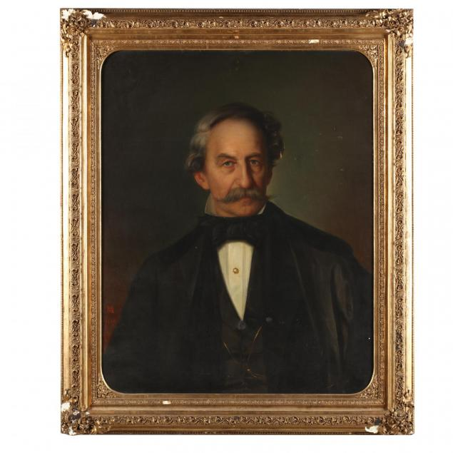 american-school-portrait-of-a-man-dated-1857