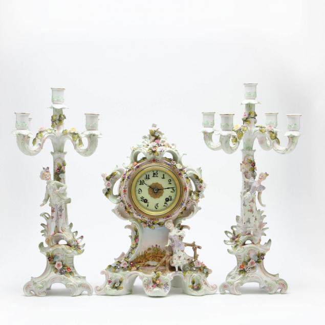 paris-porcelain-clock-garniture-set
