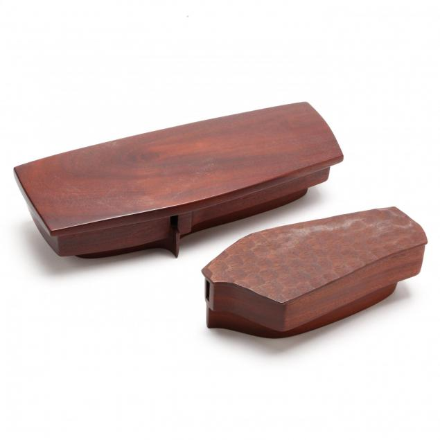 ben-rouzie-two-carved-wood-boxes