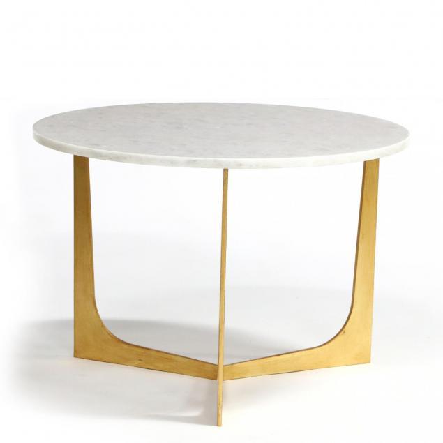 modernist-granite-top-side-table