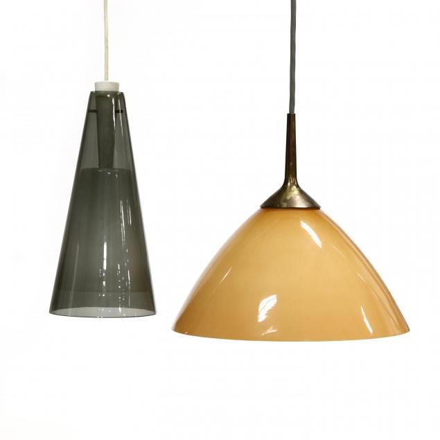 two-vintage-murano-pendant-lights