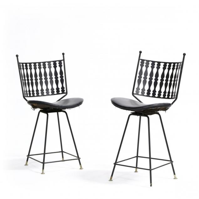 shaver-howard-inc-pair-of-modernist-bar-stools