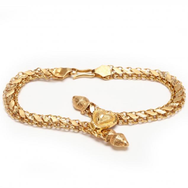 high-karat-gold-bracelet