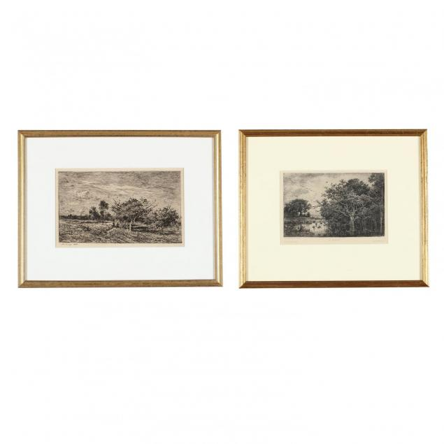 charles-francois-daubigny-french-1817-1878-two-scenic-etchings
