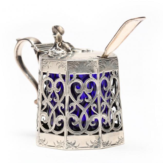 victorian-silver-mustard-pot