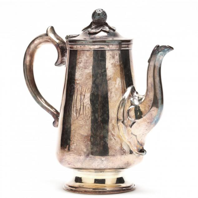 indian-colonial-silver-coffee-pot