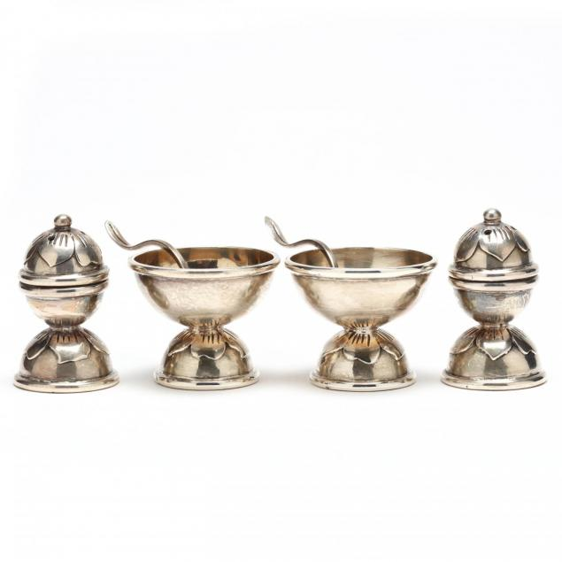 two-pair-individual-mexican-sterling-silver-salt-and-pepper-pots
