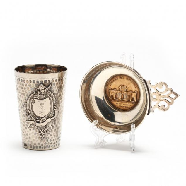 two-antique-continental-silver-drinking-vessels