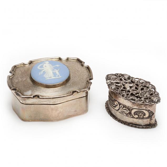 two-english-silver-boxes