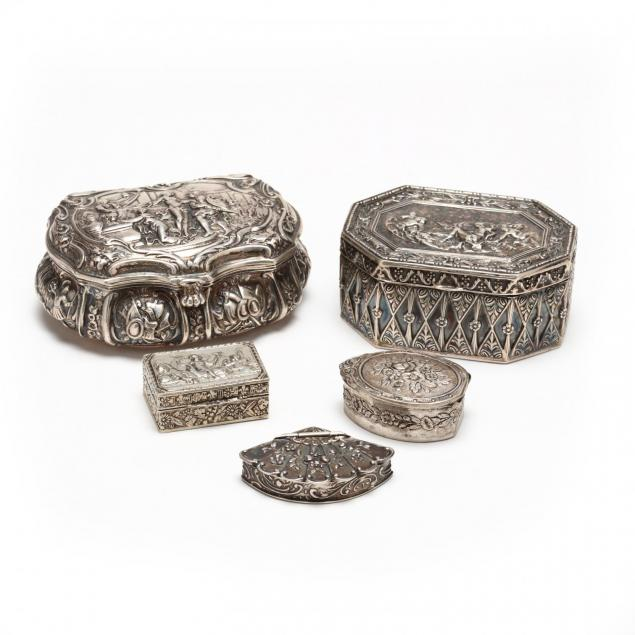 five-continental-silver-boxes