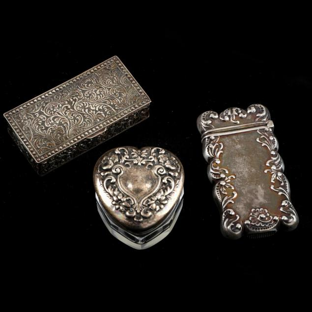 three-sterling-silver-miniatures
