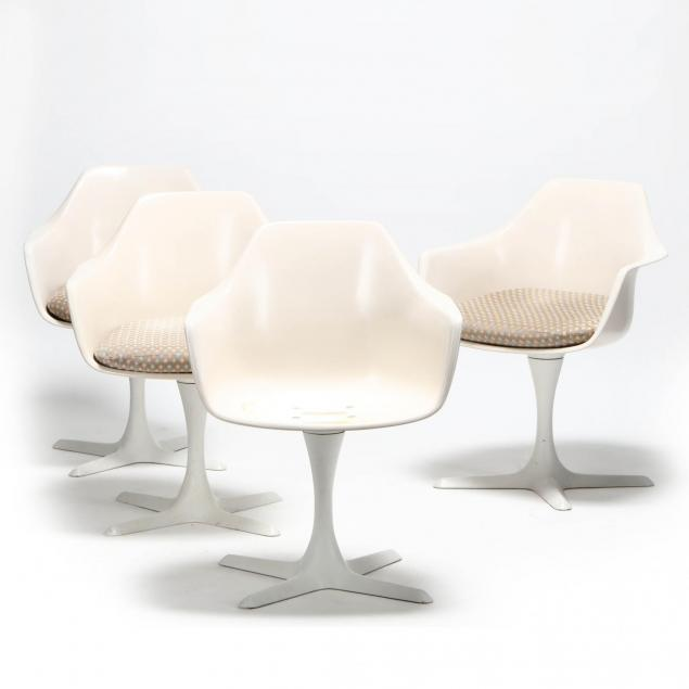 burke-inc-set-of-four-tulip-swivel-chairs