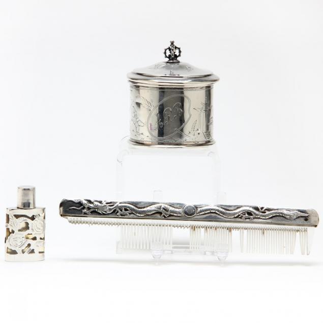 three-silver-vanity-accessories
