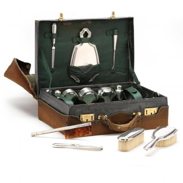 tiffany-co-sterling-silver-dresser-set