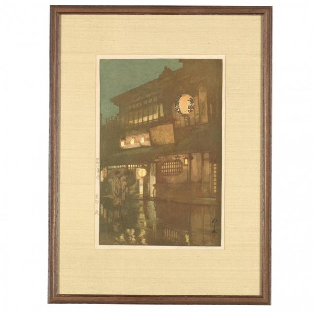 i-night-in-kyoto-i-by-hiroshi-yoshida-japanese-1876-1950