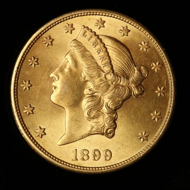 1899-s-20-gold-liberty-head-double-eagle