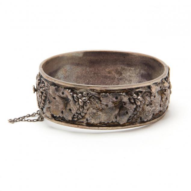 silver-topazio-panel-cuff-bracelet