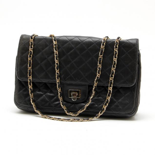 vintage-quilted-leather-flap-bag-morris-moskowitz