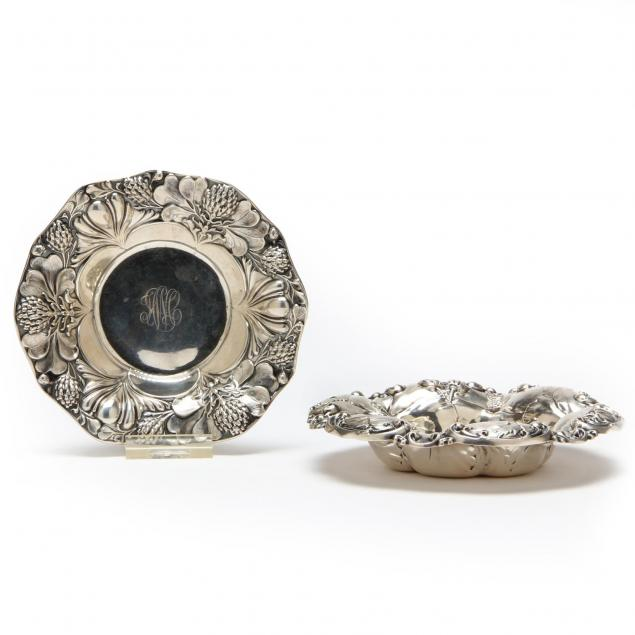 two-sterling-silver-art-nouveau-bowls