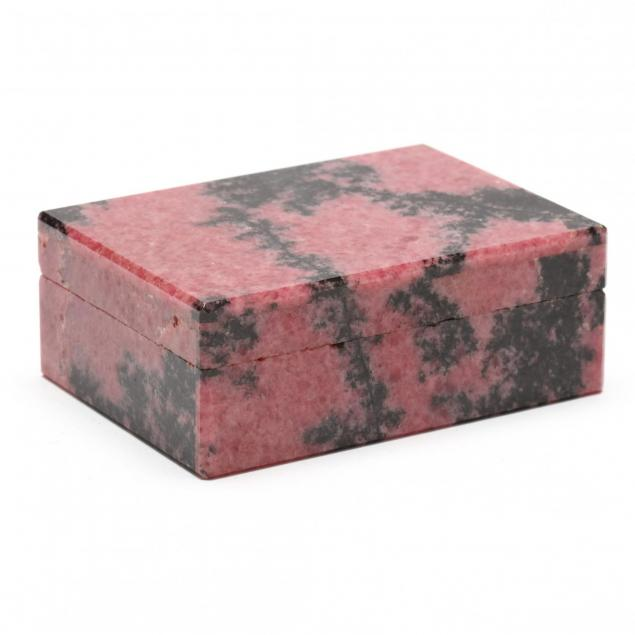 rhodonite-hinged-lid-box