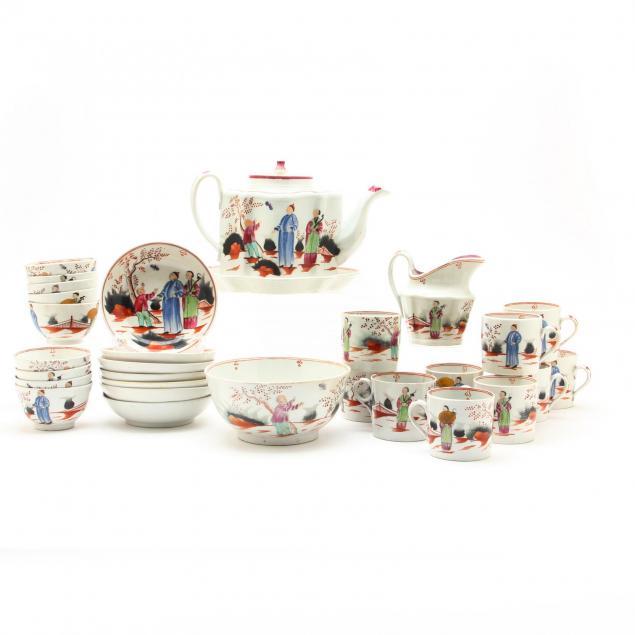 new-hall-porcelain-tea-set