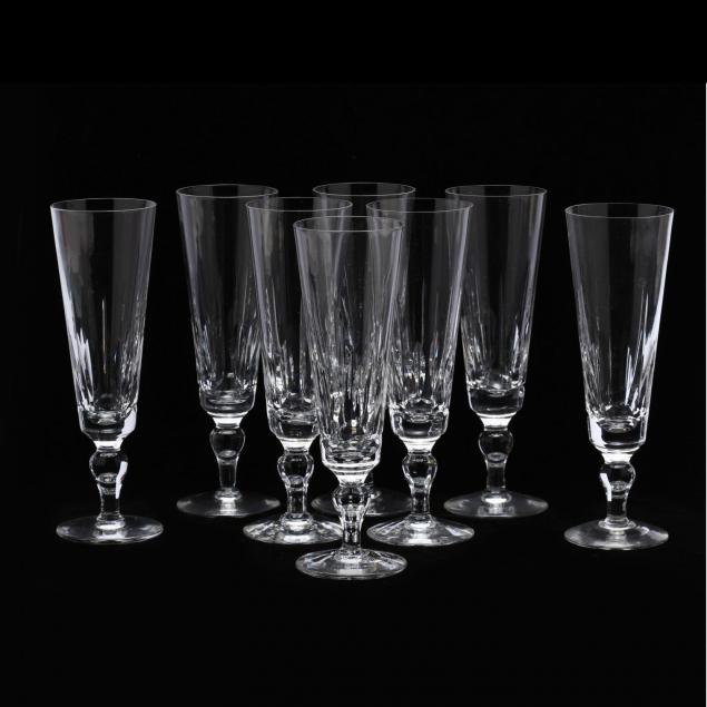 stuart-crystal-set-of-eight-champagne-flutes