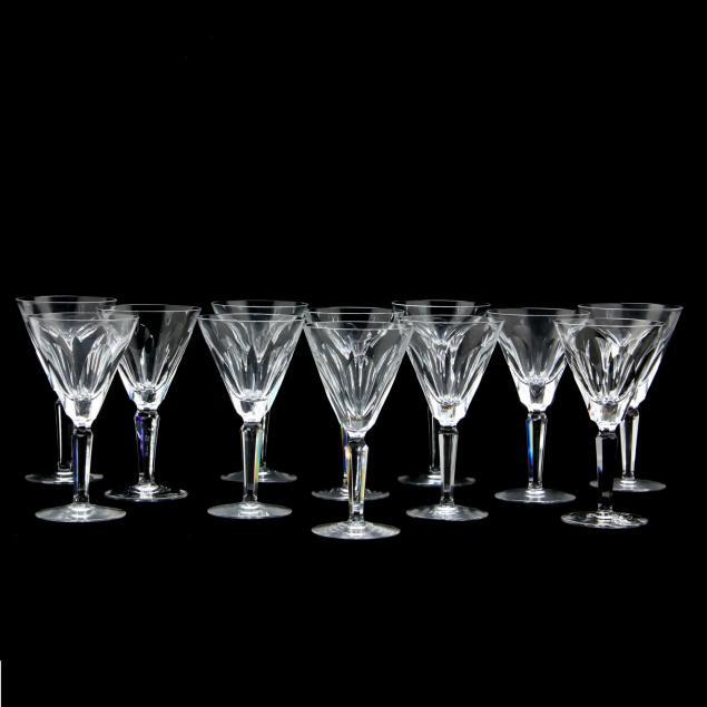 waterford-crystal-set-of-twelve-red-wine-stems
