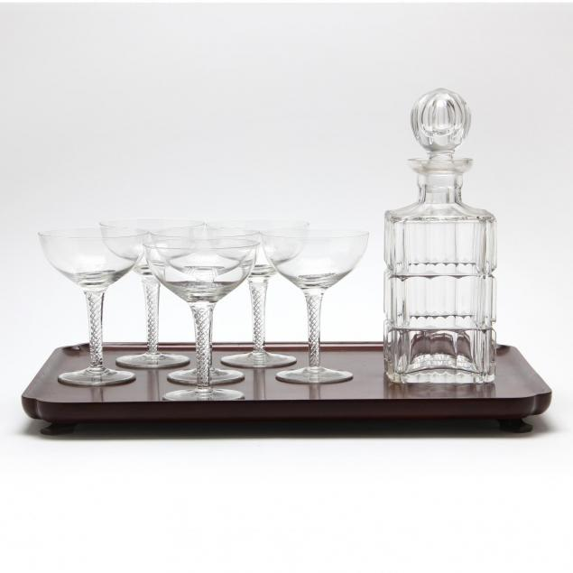 colonial-williamsburg-restoration-serving-tray-with-decanter-and-stemware