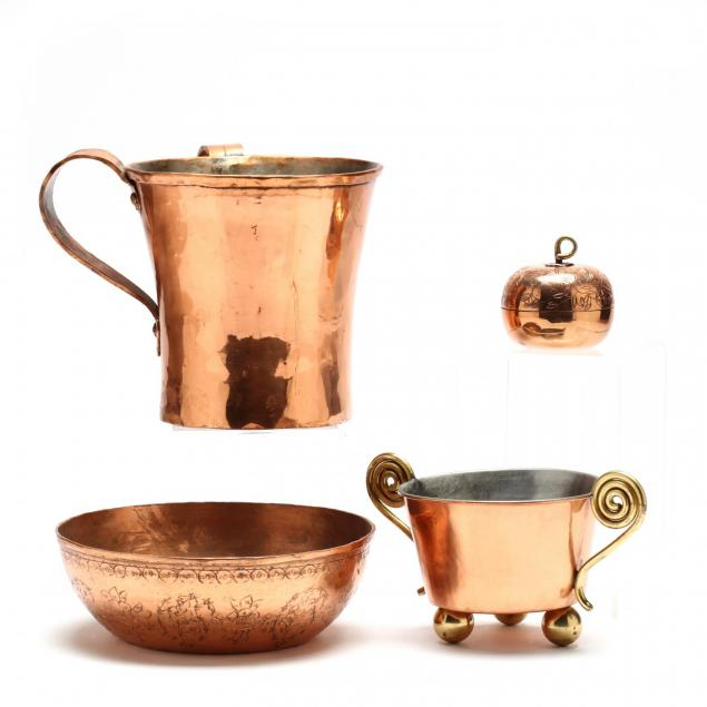 four-copper-acessories