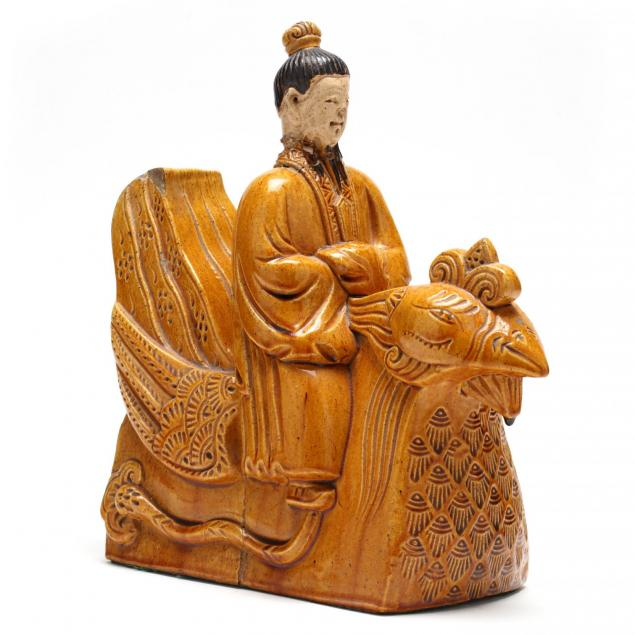 chinese-figural-roof-tile