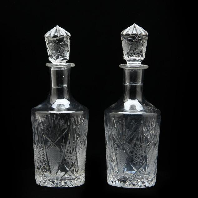 pair-of-decanters
