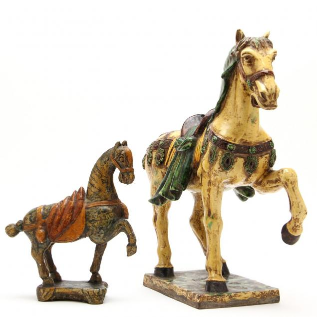 two-tang-style-horses