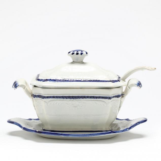 antique-staffordshire-sauce-tureen
