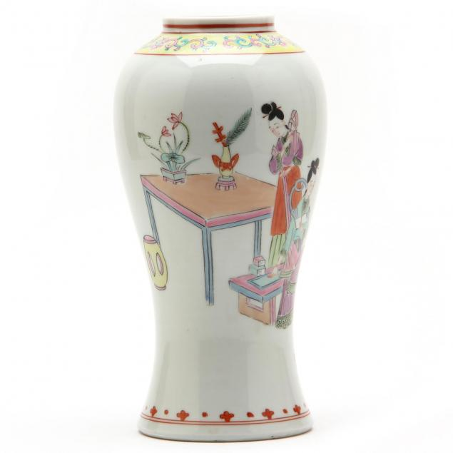 chinese-export-porcelain-vase