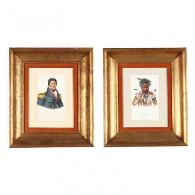 two-mckenney-hall-indian-portraits