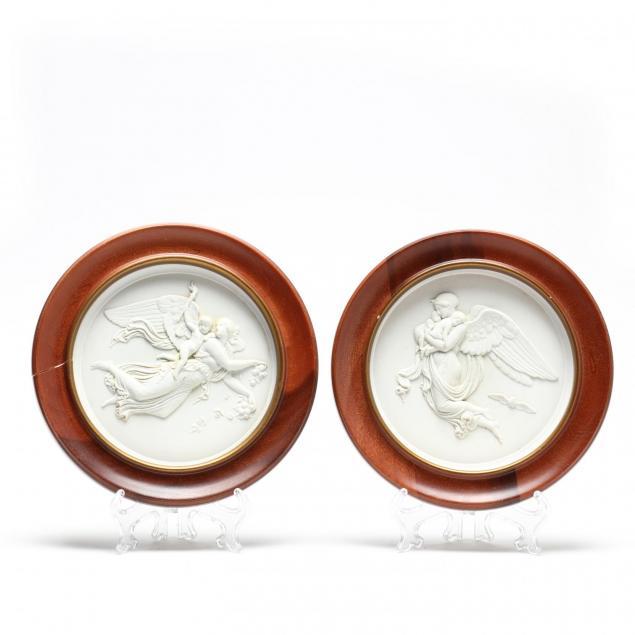 pair-of-royal-copenhagen-porcelain-plaques