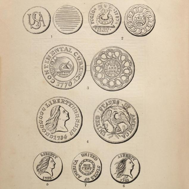 19th-century-american-book-on-coins-and-coin-collecting
