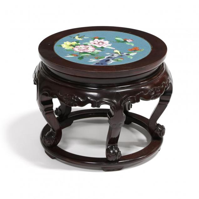 chinese-cloisonne-top-low-table