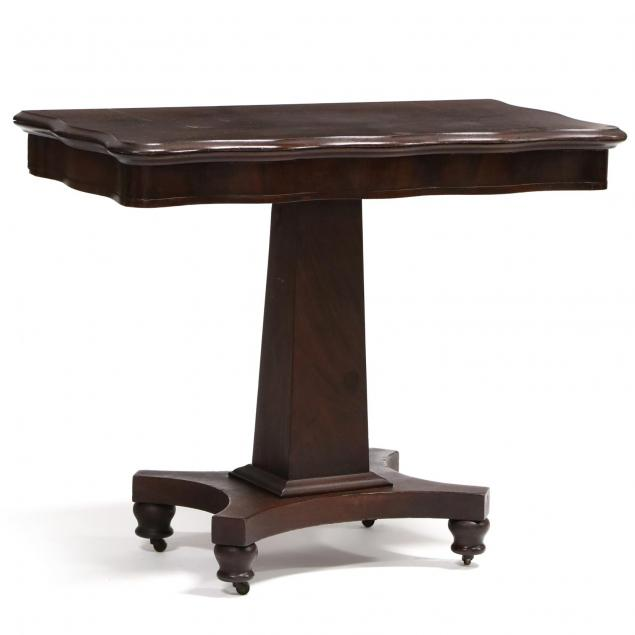 american-late-classical-game-table