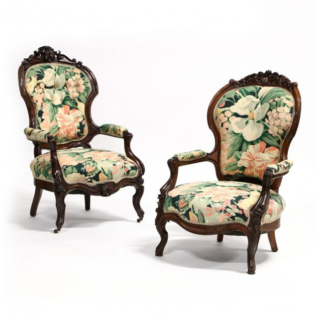 two-american-victorian-parlour-chairs