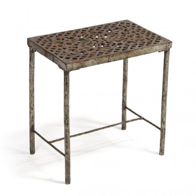 custom-architectural-iron-side-table