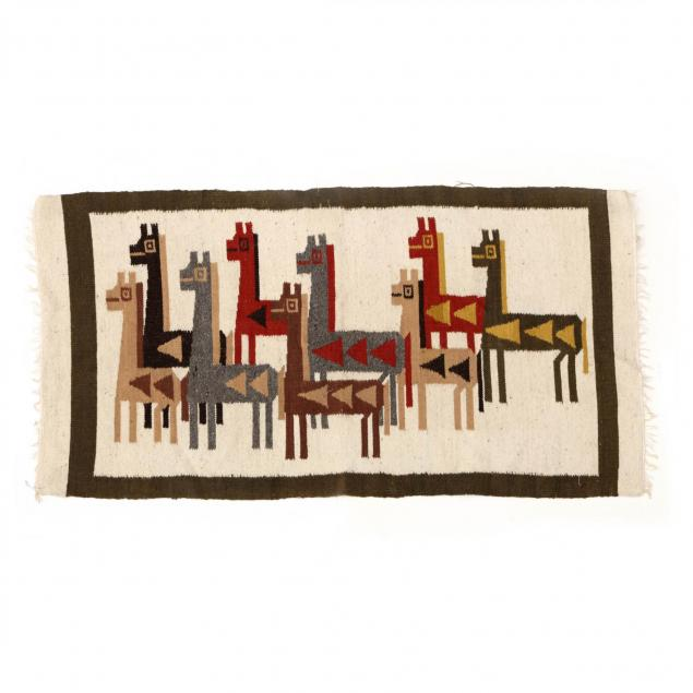 south-american-figural-flat-weave-area-rug
