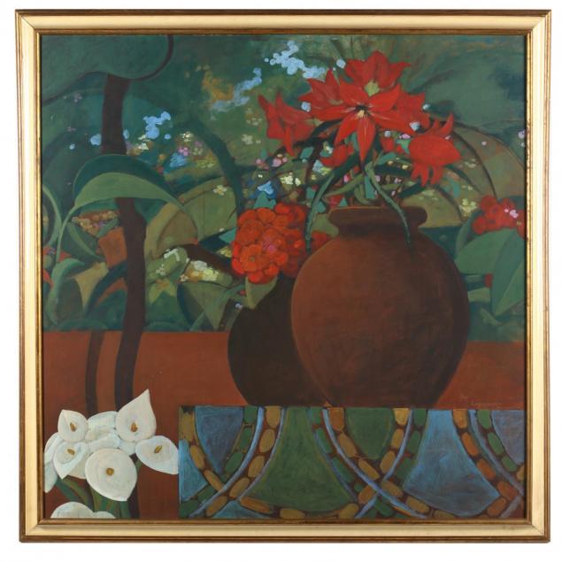 jean-claude-legagneur-haitian-b-1947-tropical-still-life